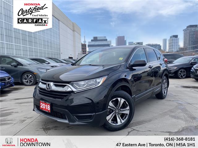 2018 Honda CR-V LX (Stk: V21180A) in Toronto - Image 1 of 26