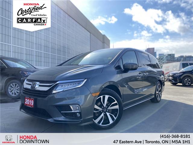 2019 Honda Odyssey Touring (Stk: HP4197) in Toronto - Image 1 of 35