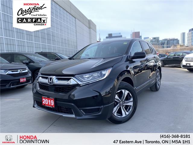 2019 Honda CR-V LX (Stk: V21176A) in Toronto - Image 1 of 28