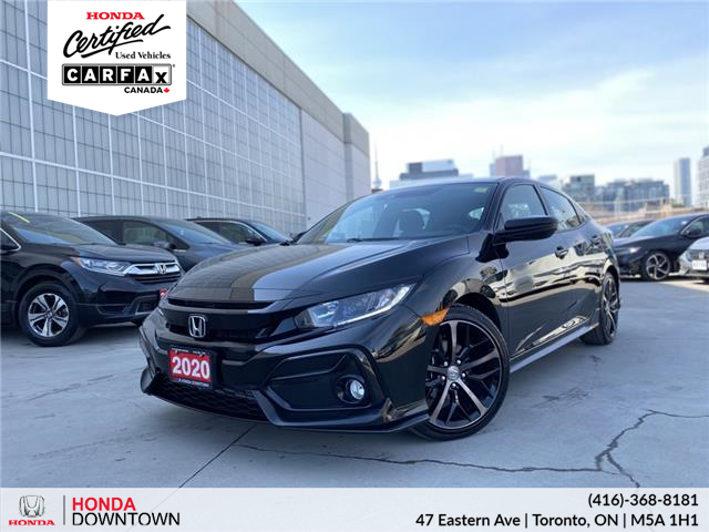 2020 Honda Civic Sport (Stk: V21181A) in Toronto - Image 1 of 32