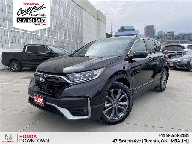 2020 Honda CR-V Sport (Stk: HP4206) in Toronto - Image 1 of 33