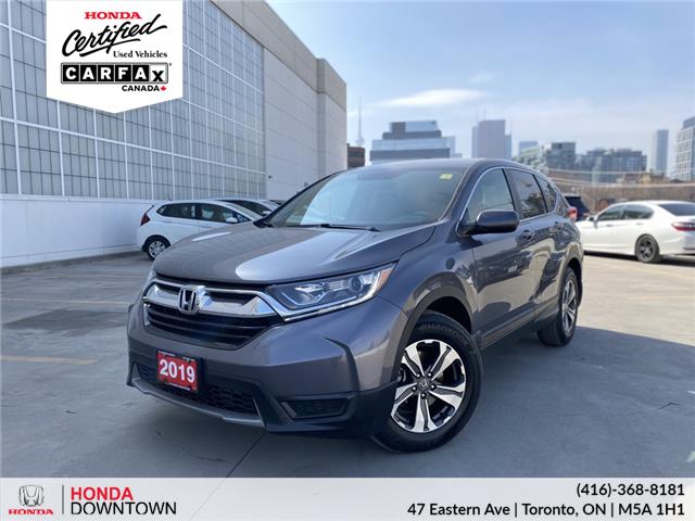 2019 Honda CR-V LX (Stk: V201261A) in Toronto - Image 1 of 24