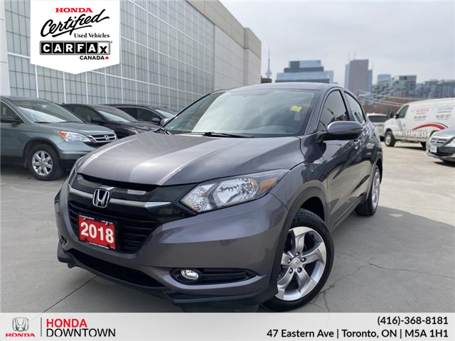 2018 Honda HR-V EX (Stk: C20584A) in Toronto - Image 1 of 29