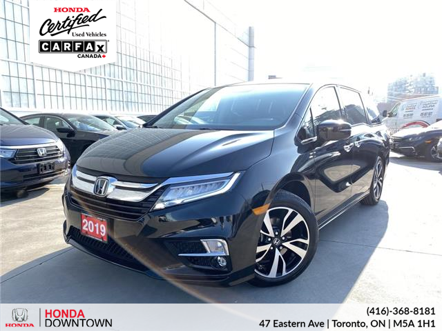 2019 Honda Odyssey Touring (Stk: Y22022A) in Toronto - Image 1 of 37