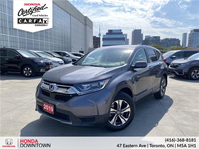 2019 Honda CR-V LX (Stk: V21173A) in Toronto - Image 1 of 27
