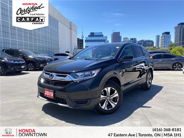 2019 Honda CR-V LX (Stk: V21342A) in Toronto - Image 1 of 27