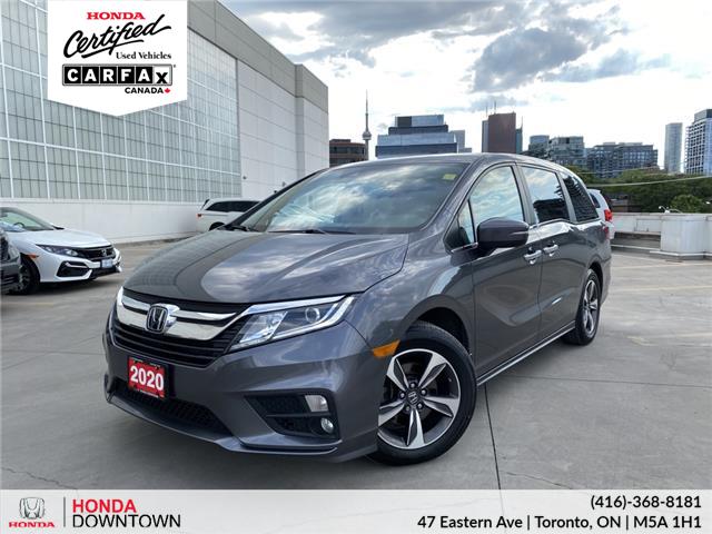 2020 Honda Odyssey EX (Stk: T21501A) in Toronto - Image 1 of 34