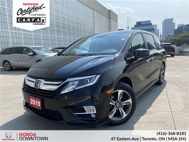 2019 Honda Odyssey EX-L (Stk: Y22003A) in Toronto - Image 1 of 37