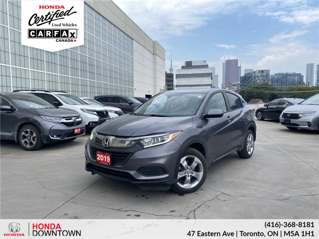 2019 Honda HR-V LX (Stk: H21572A) in Toronto - Image 1 of 28