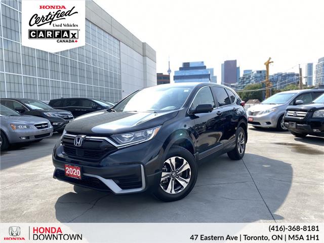 2020 Honda CR-V LX (Stk: C21532A) in Toronto - Image 1 of 28