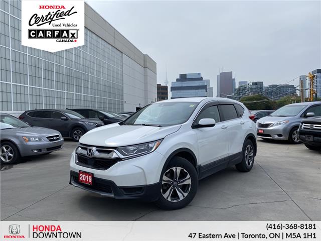 2019 Honda CR-V LX (Stk: HP4492) in Toronto - Image 1 of 28