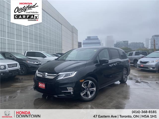 2019 Honda Odyssey EX-L (Stk: Y22211A) in Toronto - Image 1 of 6