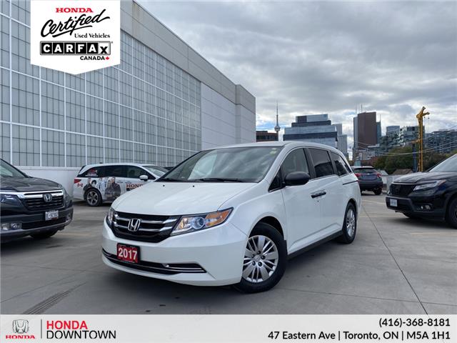 2017 Honda Odyssey LX (Stk: HP4560) in Toronto - Image 1 of 27