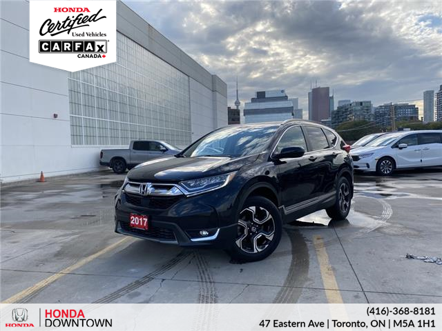 2017 Honda CR-V Touring (Stk: Y22215A) in Toronto - Image 1 of 30