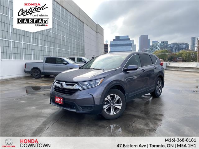 2019 Honda CR-V LX (Stk: HP4570) in Toronto - Image 1 of 6