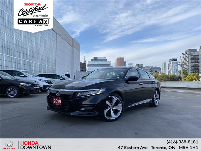 2019 Honda Accord Touring 2.0T (Stk: V21801A) in Toronto - Image 1 of 29