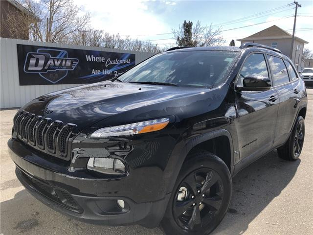 2018 Jeep Cherokee Limited (Stk: 12274) in Fort Macleod - Image 1 of 21