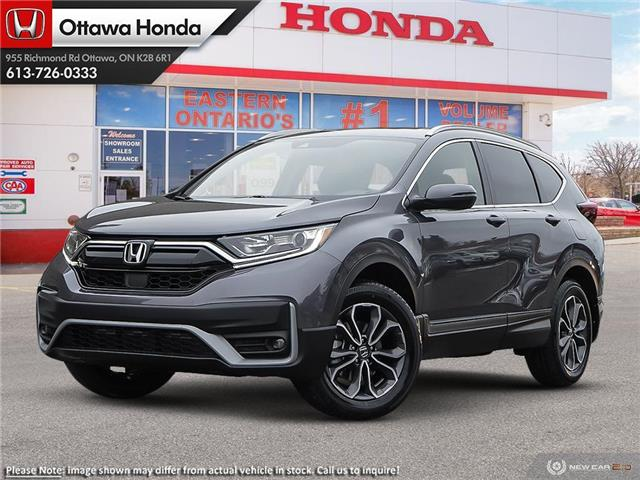 2021 Honda CR-V EX-L (Stk: 342450) in Ottawa - Image 1 of 23