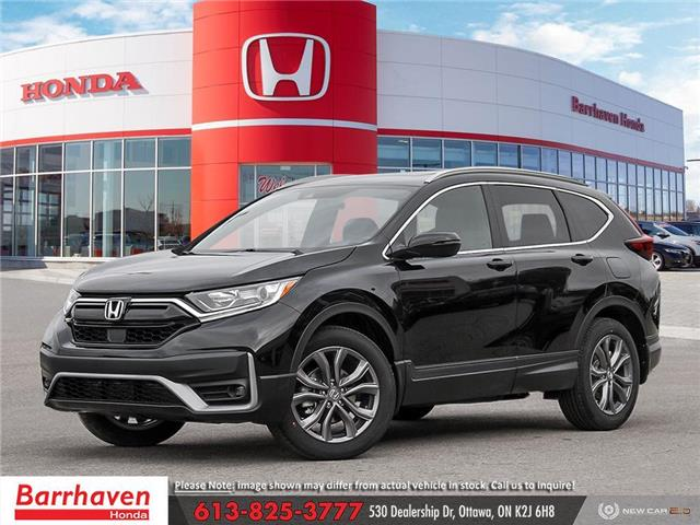 2021 Honda CR-V Sport (Stk: 3396) in Ottawa - Image 1 of 23