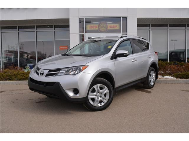 2015 Toyota RAV4 LE at $20900 for sale in Regina - Taylor Lexus