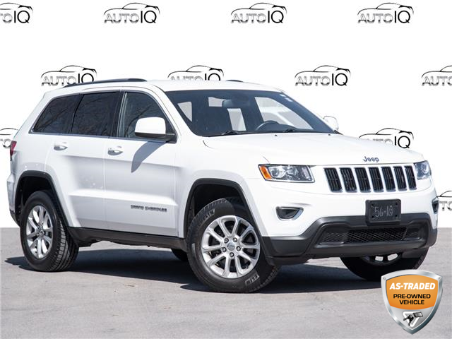 2014 Jeep Grand Cherokee Laredo (Stk: 50-110X) in St. Catharines - Image 1 of 27