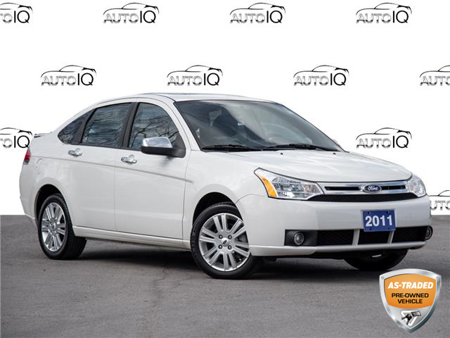 2011 Ford Focus SEL (Stk: 80-117) in St. Catharines - Image 1 of 24
