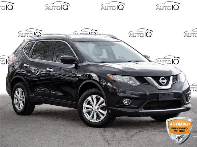 2016 Nissan Rogue SL Premium (Stk: 40-126XZ) in St. Catharines - Image 1 of 27