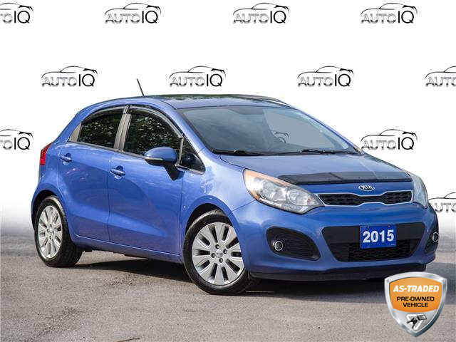 2015 Kia Rio EX (Stk: 50-185) in St. Catharines - Image 1 of 23