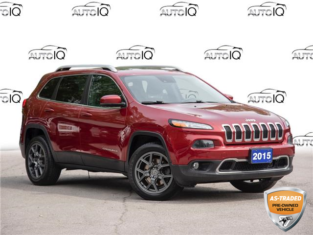 2015 Jeep Cherokee Limited (Stk: 50-224XZ) in St. Catharines - Image 1 of 28