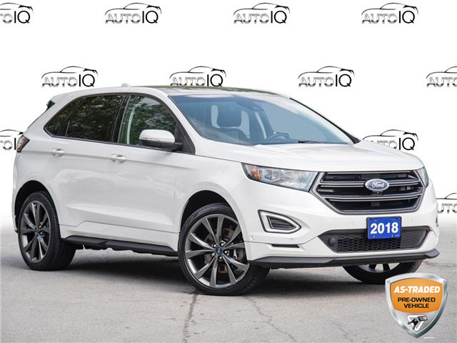2018 Ford Edge Sport (Stk: 80-252) in St. Catharines - Image 1 of 22
