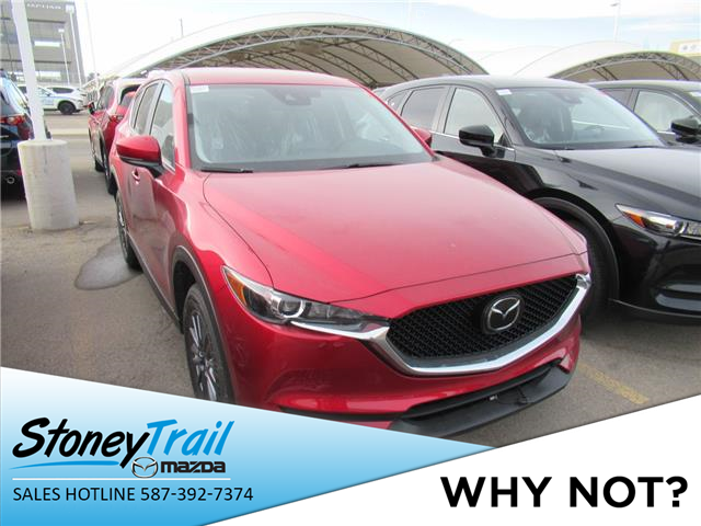 2021 Mazda CX-5 GS (Stk: M3003) in Calgary - Image 1 of 1