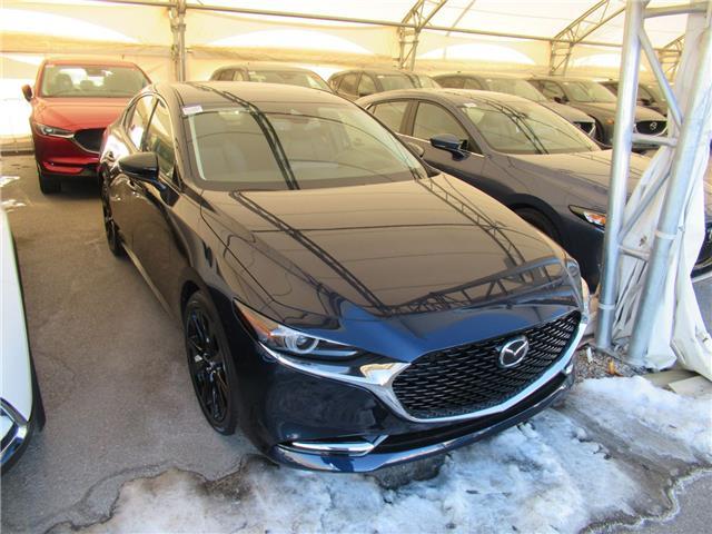 2021 Mazda Mazda3 GT w/Turbo (Stk: M3182) in Calgary - Image 1 of 1