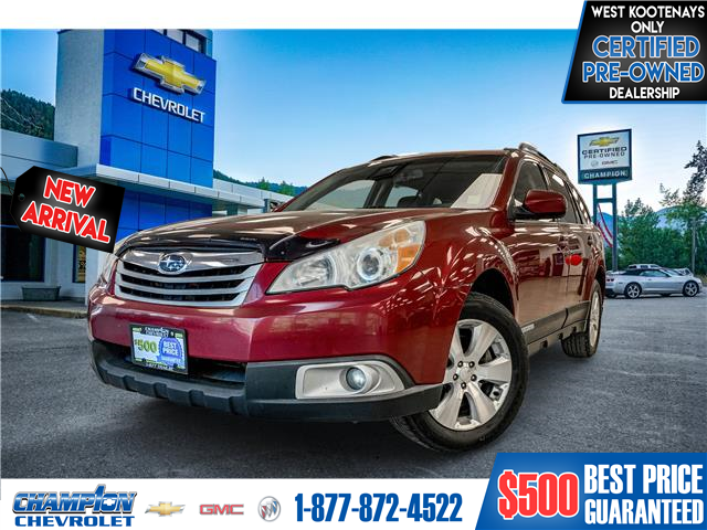 2011 Subaru Outback 3.6 R Limited Package (Stk: 20-107B) in Trail - Image 1 of 21