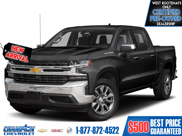 2019 Chevrolet Silverado 1500 High Country (Stk: 21-131A) in Trail - Image 1 of 9