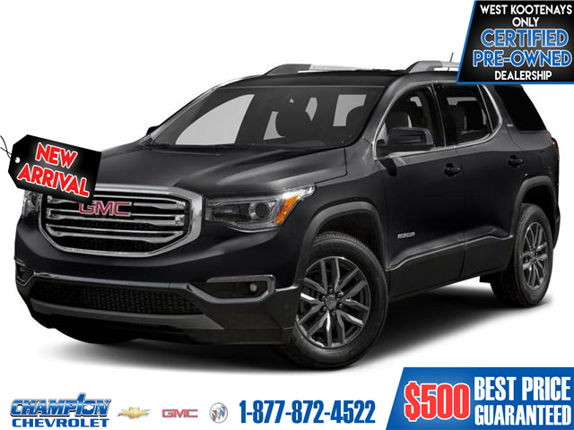 2019 GMC Acadia SLE-2 (Stk: 21-89A) in Trail - Image 1 of 9