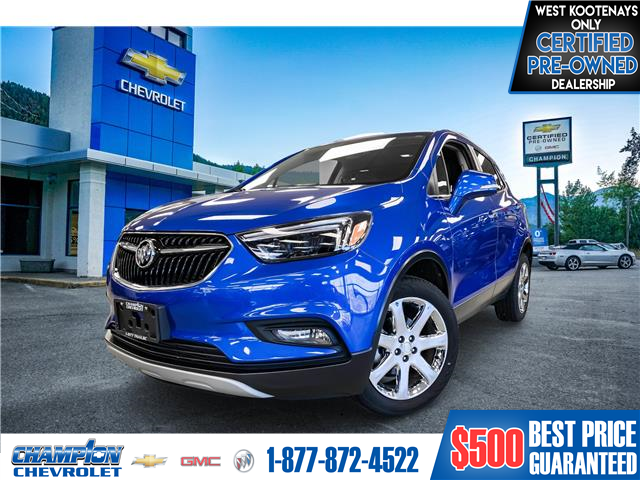 2018 Buick Encore Essence (Stk: 19-148A) in Trail - Image 1 of 20