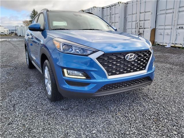 2021 Hyundai Tucson Preferred w/Sun & Leather Package (Stk: R10075) in Ottawa - Image 1 of 12