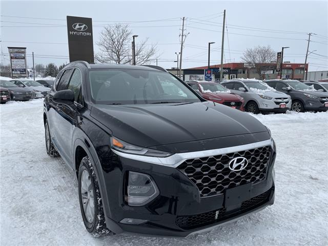 2020 Hyundai Santa Fe Essential 2.4  w/Safety Package (Stk: X1532) in Ottawa - Image 1 of 22