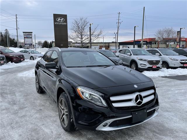 2016 Mercedes-Benz GLA-Class Base (Stk: P3623A) in Ottawa - Image 1 of 22