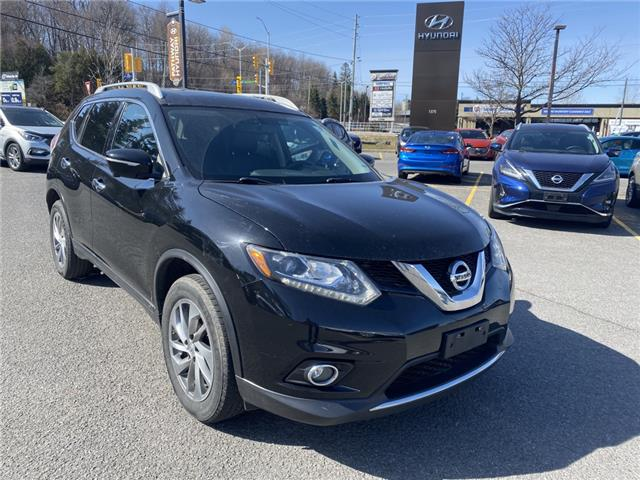 2014 Nissan Rogue SV (Stk: R11023A) in Ottawa - Image 1 of 23