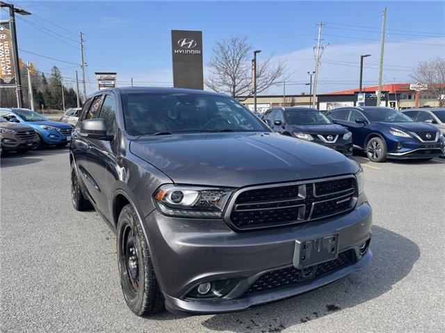 2016 Dodge Durango R/T (Stk: R11113A) in Ottawa - Image 1 of 22
