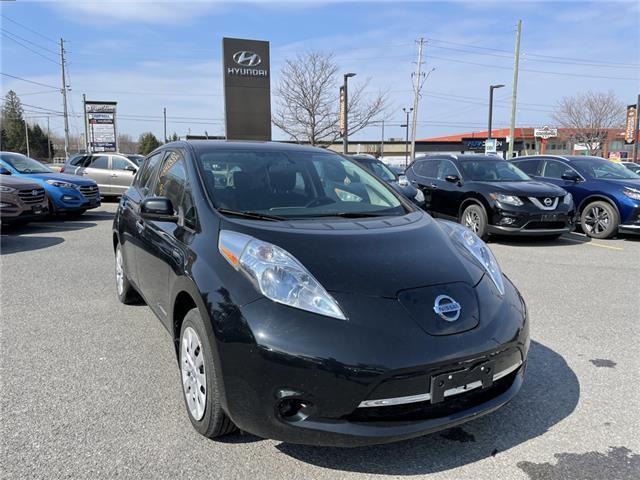 2014 Nissan LEAF S (Stk: P3704) in Ottawa - Image 1 of 22