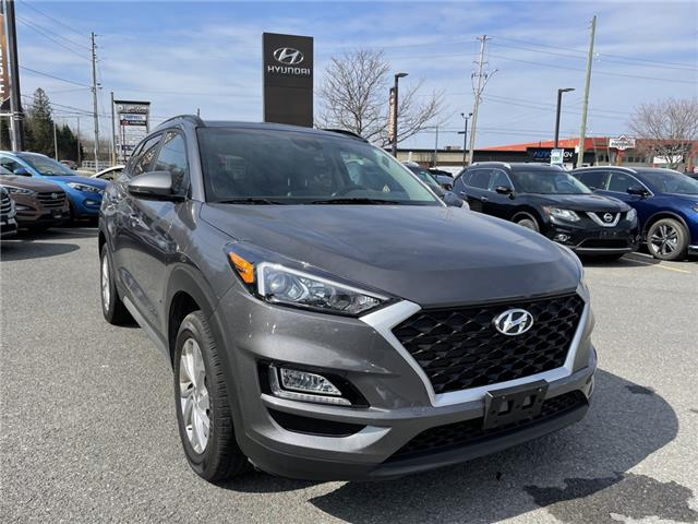 2021 Hyundai Tucson Preferred w/Sun & Leather Package (Stk: R11109A) in Ottawa - Image 1 of 22