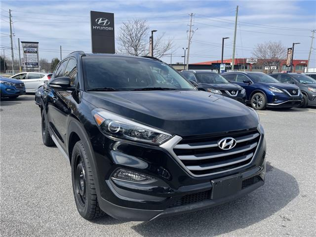 2018 Hyundai Tucson Luxury 2.0L (Stk: R11066A) in Ottawa - Image 1 of 22