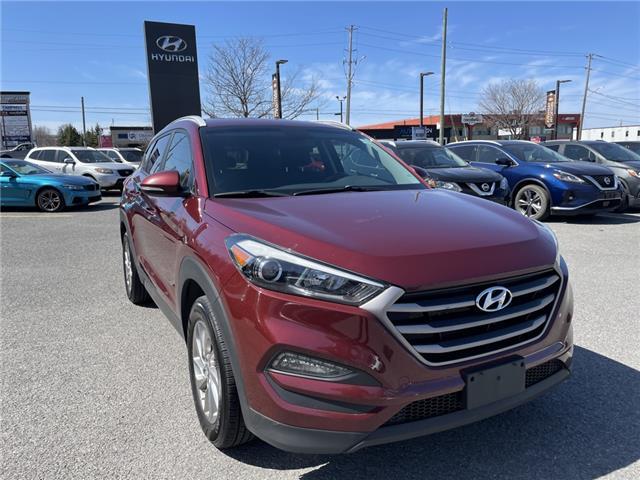 2016 Hyundai Tucson Premium (Stk: P3684A) in Ottawa - Image 1 of 21