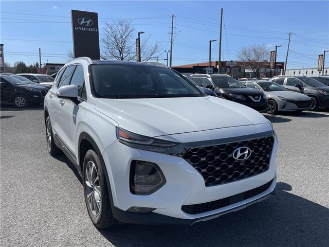 2020 Hyundai Santa Fe Luxury 2.0 (Stk: P3702) in Ottawa - Image 1 of 23