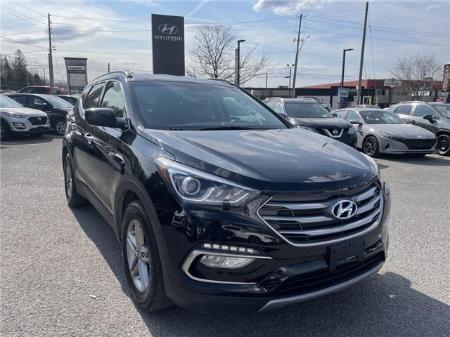 2017 Hyundai Santa Fe Sport 2.4 Premium (Stk: R05375A) in Ottawa - Image 1 of 22