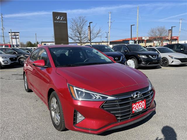2020 Hyundai Elantra Preferred (Stk: X1527) in Ottawa - Image 1 of 23