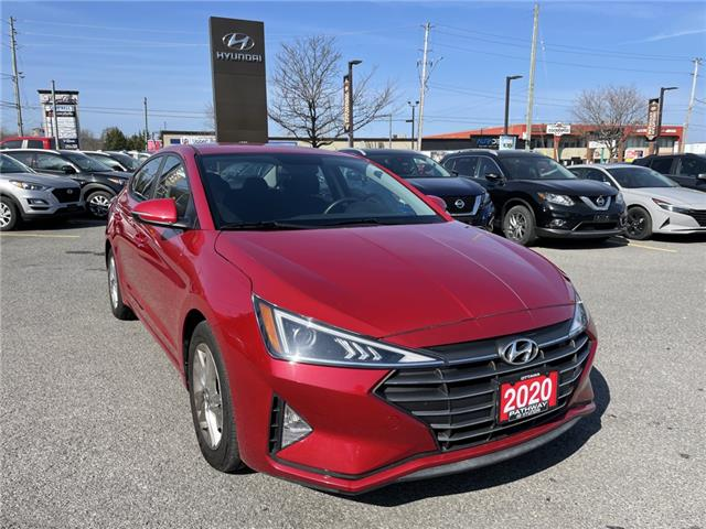 2020 Hyundai Elantra Preferred (Stk: X1528) in Ottawa - Image 1 of 23