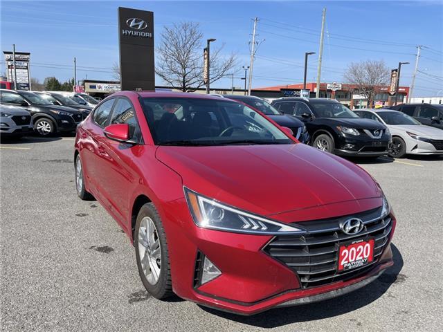 2020 Hyundai Elantra Luxury (Stk: X1533) in Ottawa - Image 1 of 23